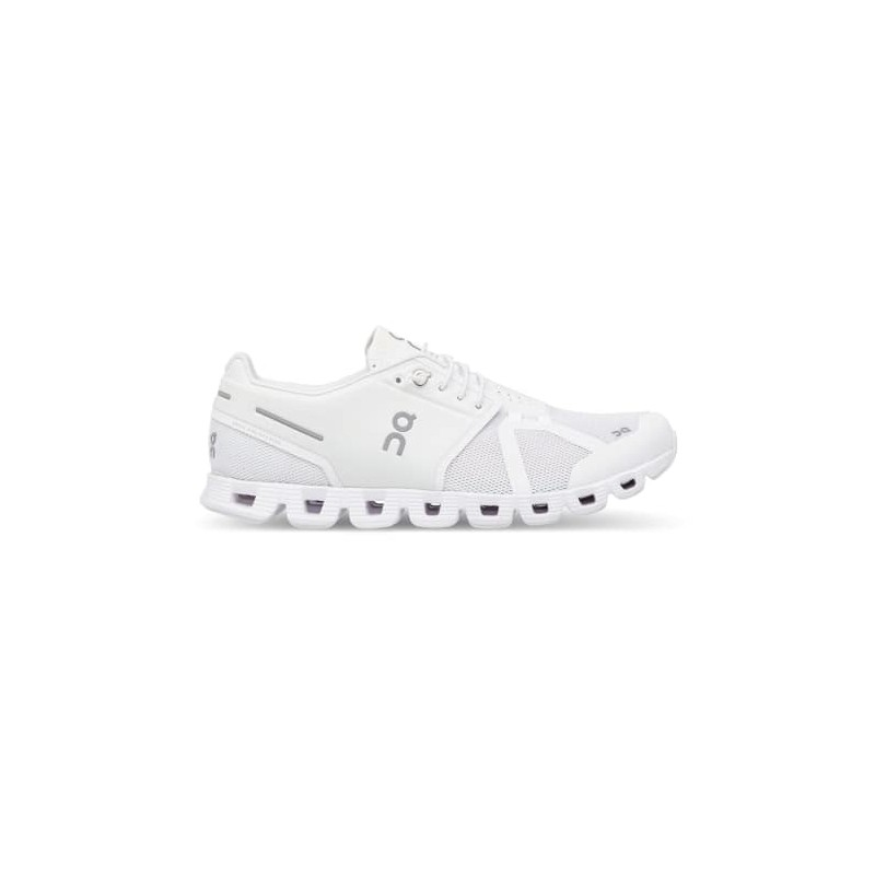 Cloud All White Bianco Donna