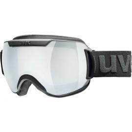 Uvex Downhill 2000 Fm Nero Opaco Lente Argento S2