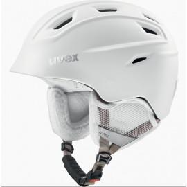 Uvex Fierce Bianco Opaco