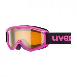Uvex Speedy Pro Fuchsia Lente Arancio S2 Junior