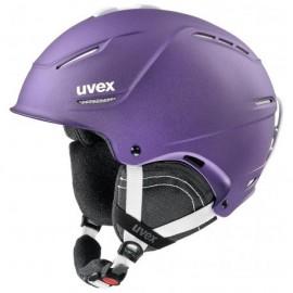 Uvex P1Us 2.0 Viola Scuro Metallizzato Opaco