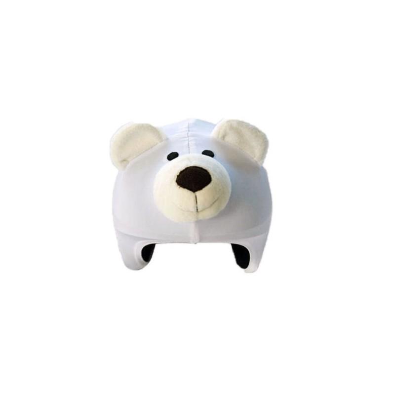 Rb Mac Trade Coolcasc Copricasco Lycra Orso Polare