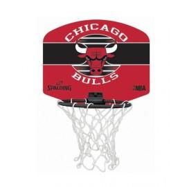 Spalding Chicago Bulls Mini Canestro Da Parete