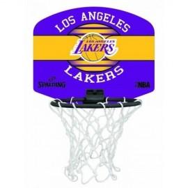 Spalding Los Angeles Lakers Mini Canestro Da Parete