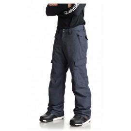 Quick Silver Porter Denim Pantalone Tasconi Snowboard Denim Uomo