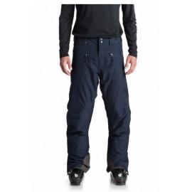 Quick Silver Boundry Pantalone Snowboard Blu Uomo