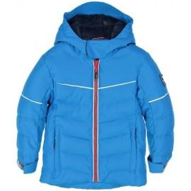 Cmp Child Jacket Snaps Hood Giacca Sci Blu/Royal Baby Bimbo
