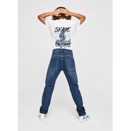 Pepe Jeans Jr Emerson Jeans Slim Junior