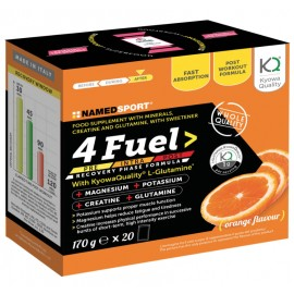 Named Sport 4Fuel  Recovery...