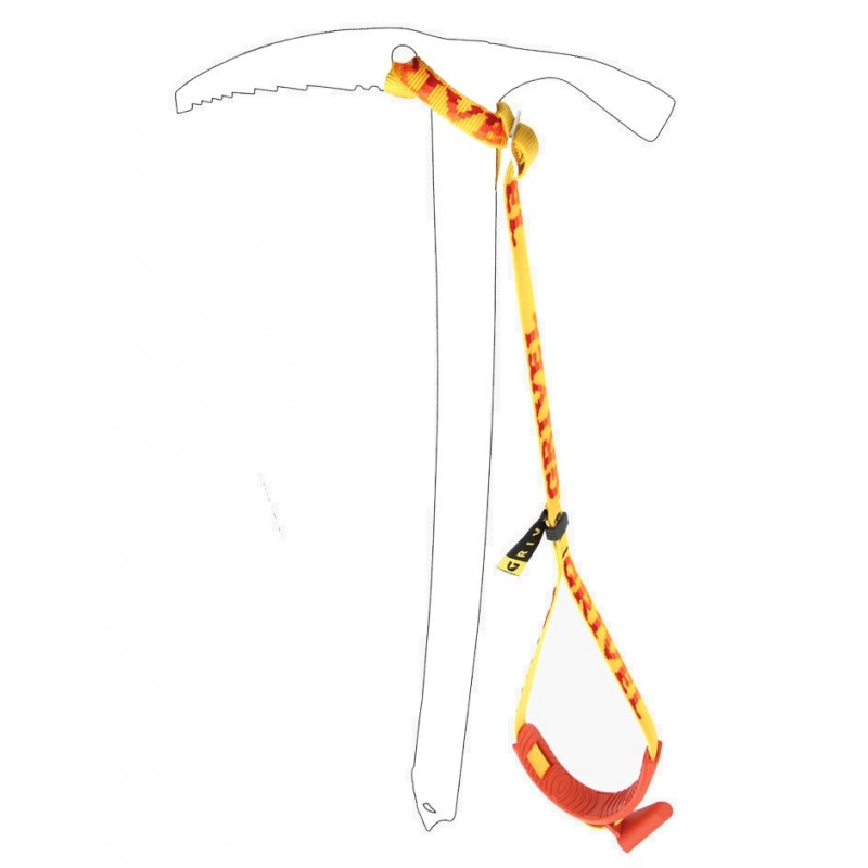 Grivel Long Leash Dragonne Universale - Giuglar Shop