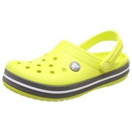 Crocs Crocband Clog K Verde...