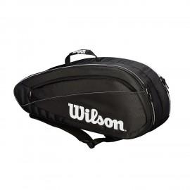 Wilson Fed Team 6 Pack Bkwh...