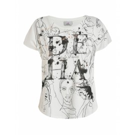 Deha T-Shirt M/M Panna...