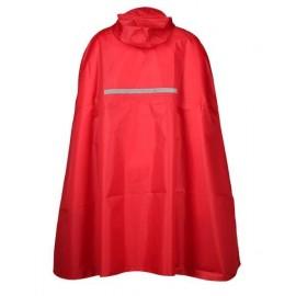 Cmp Poncho Rosso Junior - Giuglar Shop