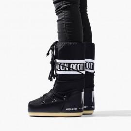 Moon Boot Nylon Nero