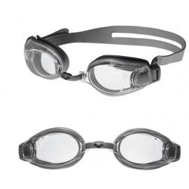 Arena Zoom X-Fit Occhialino Silver Lente Clear - Giuglar Shop