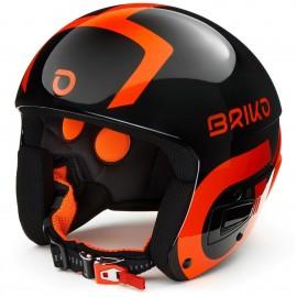Briko Vulcano Fis 6.8 Fluid Mimpact Black Orange - Giuglar Shop