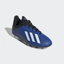 Adidas Junior X 19.4 Fxg J Blu / Nero Scarpa Calcio Junior - Giuglar Shop