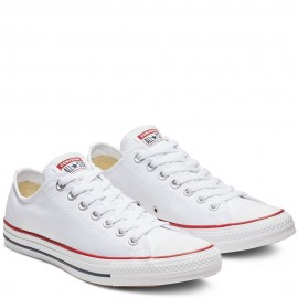 Converse All Star Ox Optic White Bianca - Giuglar Shop