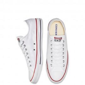 Converse All Star Ox Optic White Bianca - Giuglar Shop