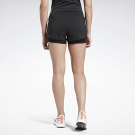 Reebok  Re 2-In-1 Short...