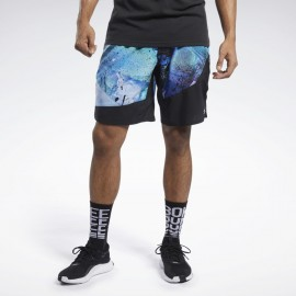 Reebok  Ts Epic Short Aop...