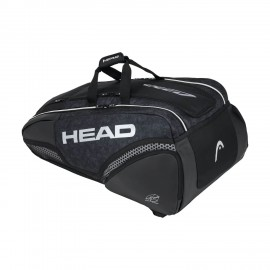 Head Djokovic 12R Monstercombi Nero - Giuglar Shop