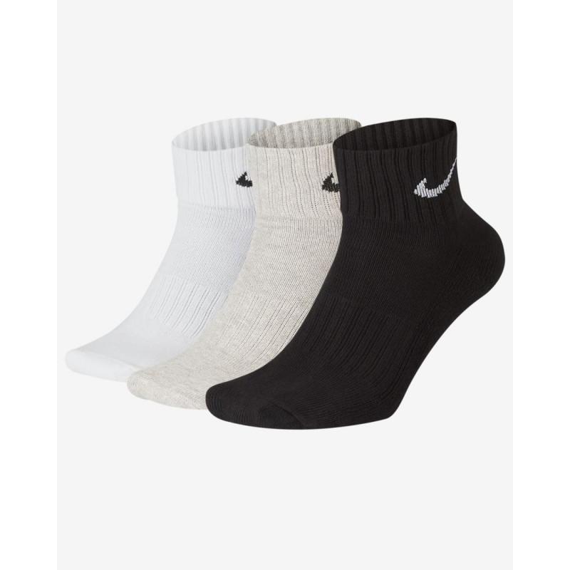 Nike 3Ppk Value Cotton Quarter Pack - Giuglar Shop