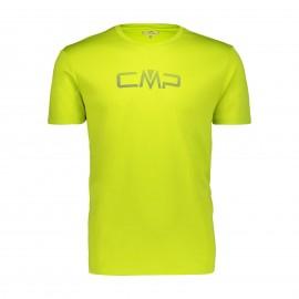 Cmp Man T-Shirt M/M Lime...