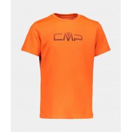Cmp Boy T-Shirt M/M Arancio...