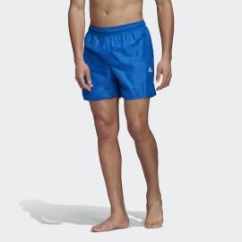 Adidas Solid Clx Sh Sl Blu...