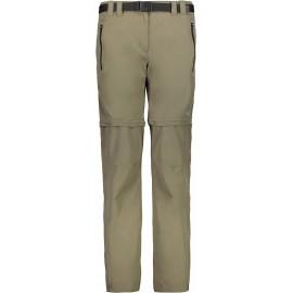 Cmp Woman Zip Off Pantalone...