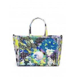 Effek Printed Handbag Borsa...