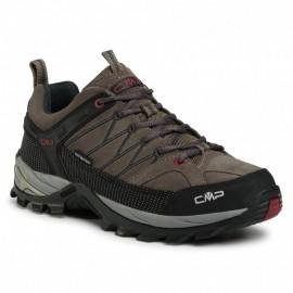 Cmp Rigel Low Trekking Shoe Wp Uomo - Giuglar Shop