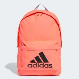 Adidas Classic Bp Bos Zaino Corallo Fluo - Giuglar Shop