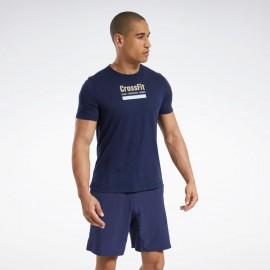 Reebok Rc Prepare Tee T-Shirt Uomo - Giuglar Shop