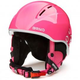 Briko Kodiakino Shiny Pink White Junior - Giuglar Shop