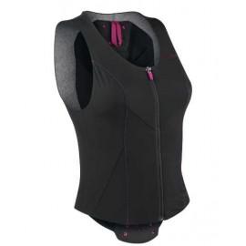 Komperdell Air Vest Women Black-Magenta-Giuglar Shop
