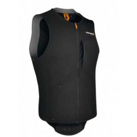Komperdell Pro Vest Men Black-Orange-Giuglar Shop