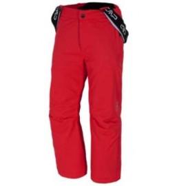 Cmp Ski Salopette Rossa Junior