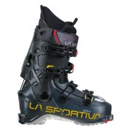 La Sportiva Vega Carbon/Yellow Scarpone Skialp Uomo-Giuglar Shop
