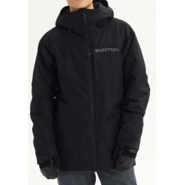 Burton M Gore Radial Jk True Black Giacca Snow Gore-Tex Nera Uomo-Giuglar Shop