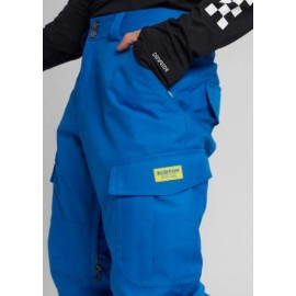 Burton M Cargo Pt Regular Pantalone Snowboard Blu Uomo-Giuglar Shop