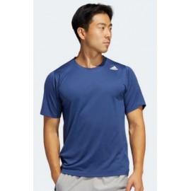 Adidas Fl Spr Z Ft 3St T-Shirt Tennis M/M Blu Uomo-Giuglar Shop
