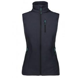 Cmp Woman Softshell Vest Bu...
