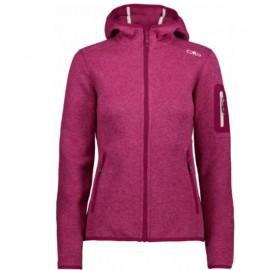 Cmp Woman Jacket Fix Hood...