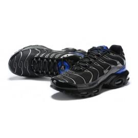 Nike Air Max Plus Black/Mtlc Cool Grey Uomo-Giuglar Shop