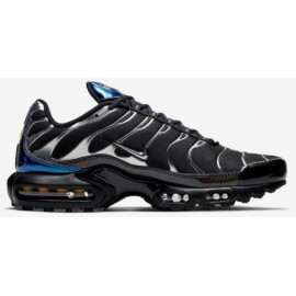 Nike Par Air Max Plus Black/Mtlc Cool Grey Uomo-Giuglar Shop