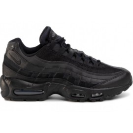 Nike Air Max 95 Essential Black/Black/Dark Grey Uomo-Giuglar Shop