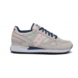 Saucony Shadow Original Grey/Pink/Blue Donna-Giuglar Shop